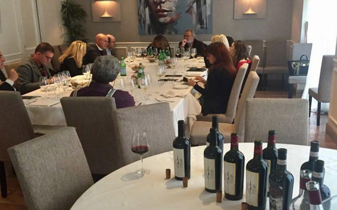 Maria Fittipaldi a Bolgheri Da astemia a donna del vino – Italia a Tavola