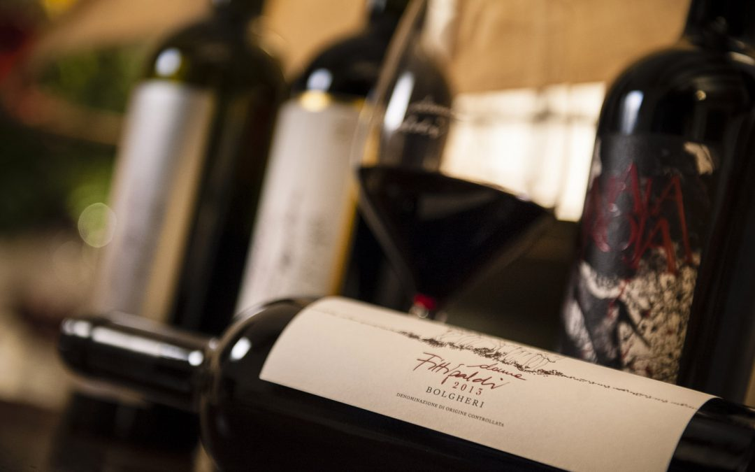 Our Bolgheri Rosso has been rated as the best of the top wines tasted by Italian online magazine Wine Surf.