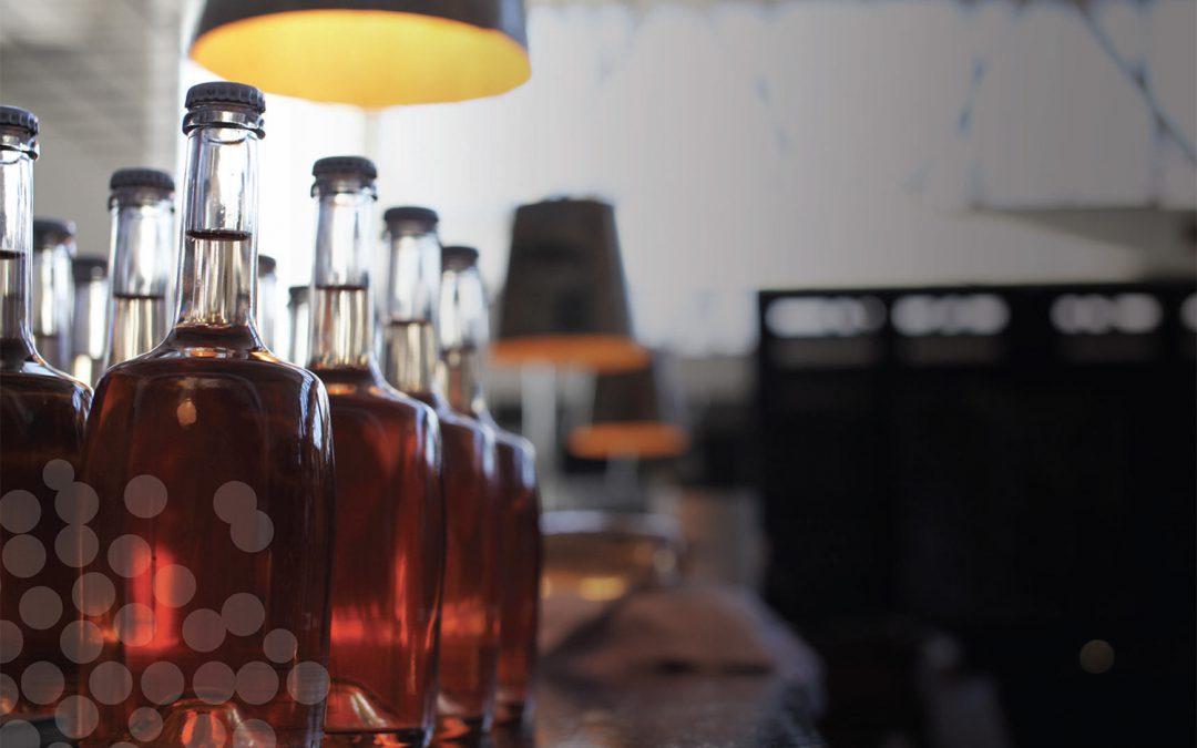 """Il Tirreno: La bollicina sembra uno spritz, il vino """"brioso"""" è di gran moda."""